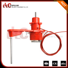 Elecpopular New Products On China Market Single Arm Universal Valve Lockout With Nylon Cable