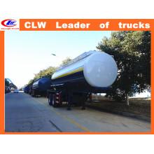 Two Axles Fuel Transportation Tanker Truck Semi-Trailer