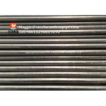 Tubos de intercambiador de tubos de aleación de níquel