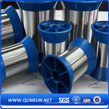 Fábrica de China 0.5 mm, 2 mm de alambre de acero inoxidable
