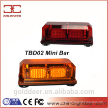 Янтарный мини-светодиодные линейки чрезвычайных света фары для грузовика TBD02456-6