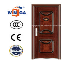 Porta de aço de segurança de metal de alta qualidade (WS-111)