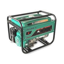 Jx6500A-6 5kw gerador de gasolina de alta qualidade com a. C Monofásico, 220V