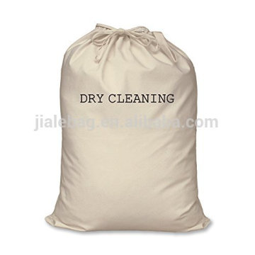 Günstige wiederverwendbare faltbare chemische Reinigung Polyester Wäschebeutel in loser Schüttung