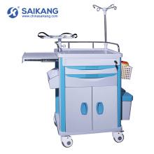 СКР-ET120 ABS больницы непредвиденная медицинская престарелых Вагонетка обработки