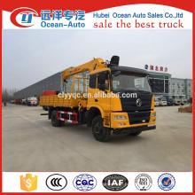 Dongfeng 6300 kgs 4x4 caminhão montado guindaste