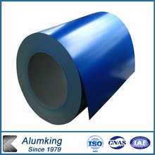 Resin Color Coated Aluminium Coil for ACP