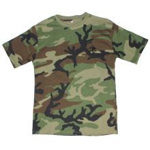 Armeekampf-Baumwollt-shirt
