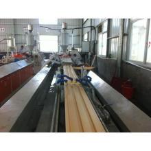 WPC Deck Making Machine/WPC Deck Extrusion Line/WPC Deck Production Machine