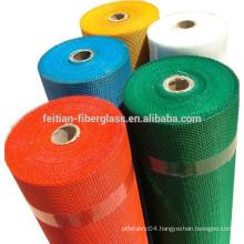 Kinds of yuyao 110gr 10x10 fiberglass netting