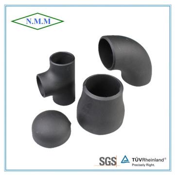 Raccords de tuyaux en acier inoxydable en acier inoxydable en carbone Ductile
