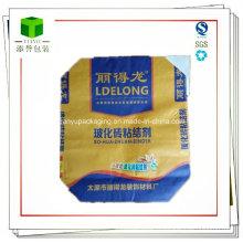 Paquet de soupape en papier Kraft en mortier cimenté personnalisé