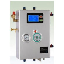 Solar Water Heater Working Station