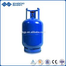 2017 chaîne de production de bonne qualité mobile 11kg réservoir de stockage de cylindre de gaz GPL