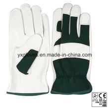 Garden Glove-Working Glove-Leather Glove-Weight Lifting Glove