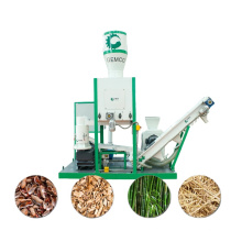 Complete biomass wood pellet machine production line price