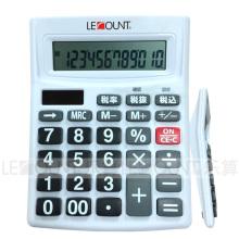 12-stellige Dual Power Office Taschenrechner für Business und Office (LC240WK)