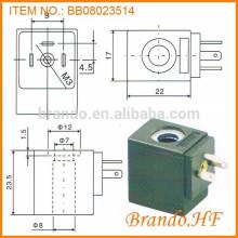 AC 220V 4V110 Пневматическая катушка соленоида Ip 65