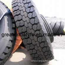 Chinese Brand Truck and Bus Tires for Indian Market (10.00r20)