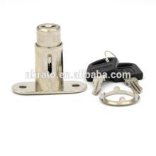 Longueur du cylindre du meuble 30 mm Serrure de porte coulissante