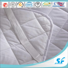 Chinese Wholesale Cotton Fabric Mattress Protector Queen Size