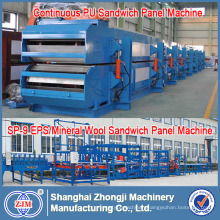 Pur Sandwich Panel Machine Line