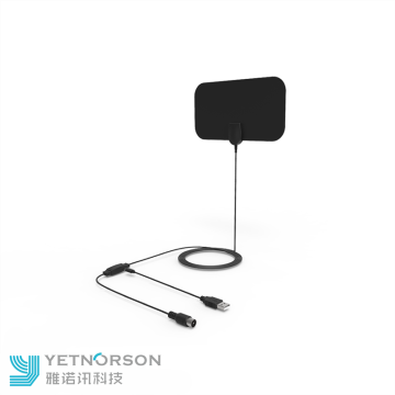 2018 Hot Ultra Thin TV Antenna para interiores