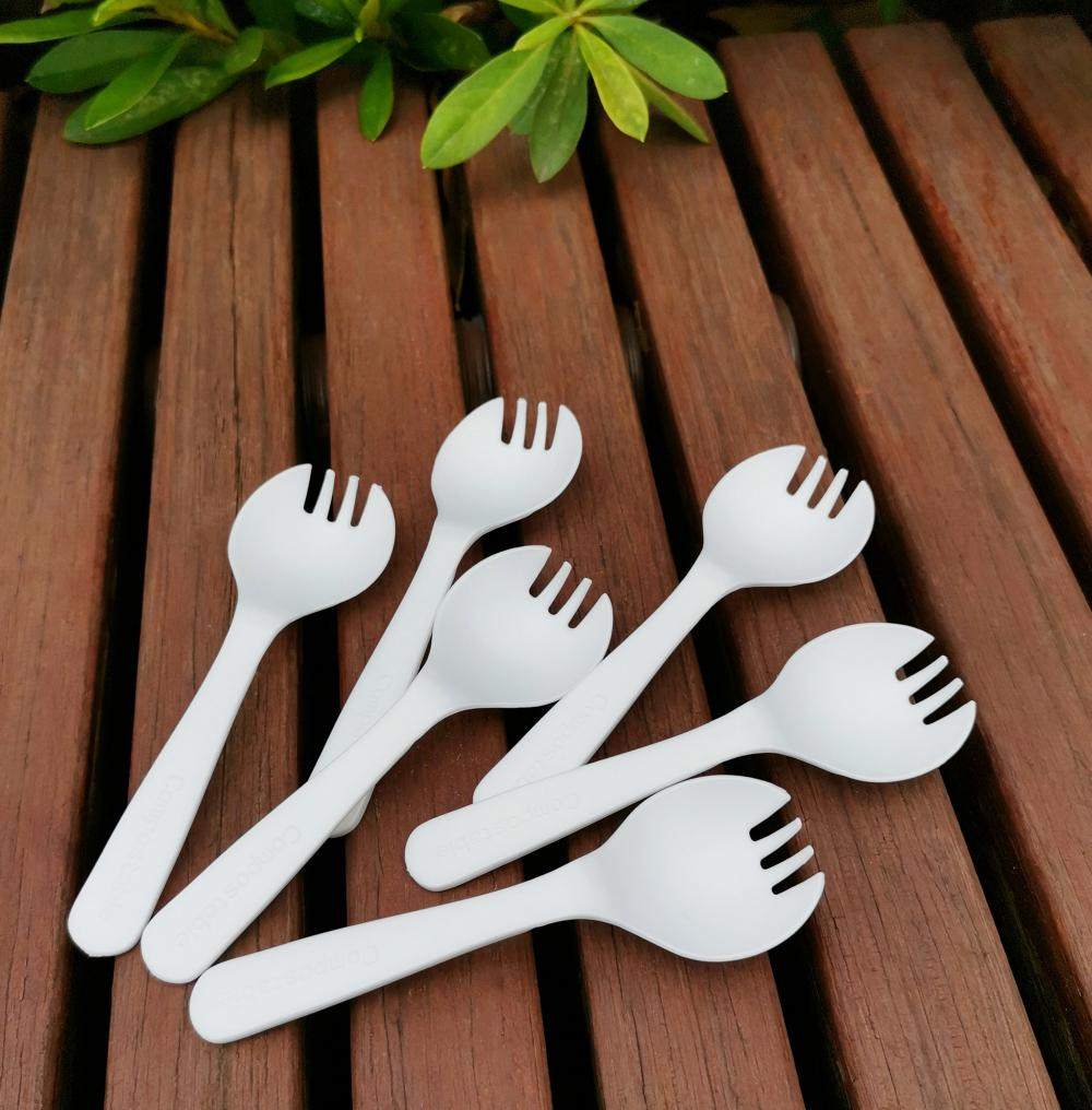 PLA Disposable Cutlery