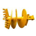 Bore Pile Bits Borehole Drilling Bucket Bits