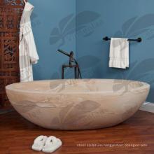 Popular Designs Stone Bathtub VBB-08