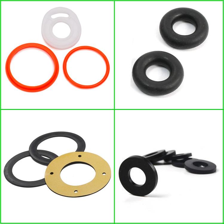 Custom Oil Resistant Nbr Nitrile Sealing Parts