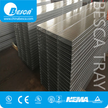 Flexible Perforated Hanging Cable Tray For Cables Laying