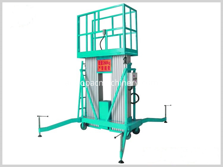 Aluminum Alloy Lift