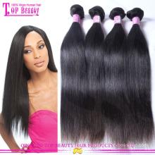 Cheveux russes vierges tirés par double de vraie qualité