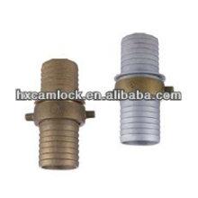 Suction Hose Coupling Pin-lug hose shank