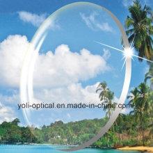 Lente Óptica Super-Hidrófoba Super-Hidrófoba de 72mm Spherical 1.56 UVI com EMI