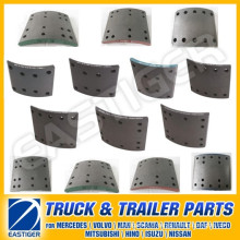 Over 400 Items Truck Parts for Brake Lining