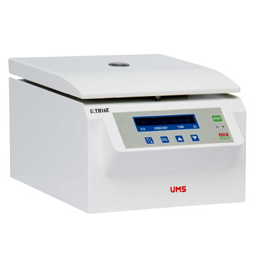 Centrifugeuse haute vitesse de table U.TH16E