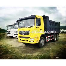 Camión volquete de Dongfeng de la impulsión 6X4 375Hp / camión de volquete de Dongfeng / camión de la mina de Dongfeng / camión de descargador de Dongfeng / camión del transporte de la arena