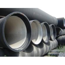 "ISO2531 K9 Tubo de hierro dúctil DN300 de 12 """