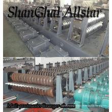 Industrielle Stahl Silo roll Formmaschine, Silosysteme