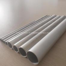 Aluminium Extrudierte Profile Rundrohr für Autokühler