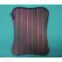 Los productos vendedores calientes personalizaron el bolso de la manga de la computadora del neopreno