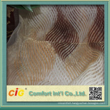 Upholstery Organza Printed Fabric For Window