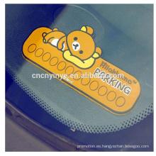 Nueva tarjeta número de tarjeta de estacionamiento temporal del producto /mobile phone