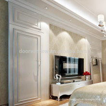 Finished Surface Top Quality Modern Design Wooden Invisible Doors