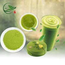 Obtenga polvo de té verde Matcha para helado