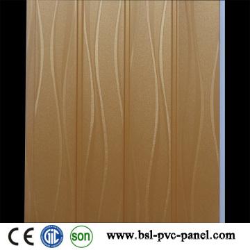 Wave Laminated PVC Wall Panel PVC Panel Board 2015 New