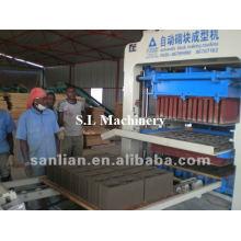 Verriegelte Ziegelmaschine Baumaterial Maschinen in Südafrika
