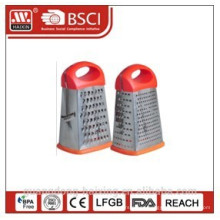 popular multi-use grater, grater with four sides, plastic grater, metal grater, multi-functional grater